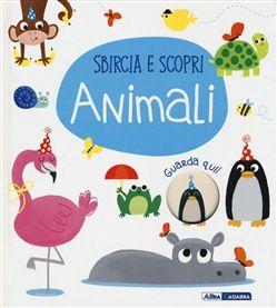 Prezzi e Sconti: #Animali  ad Euro 9.26 in #De agostini #Media libri ragazzi 0 5 anni