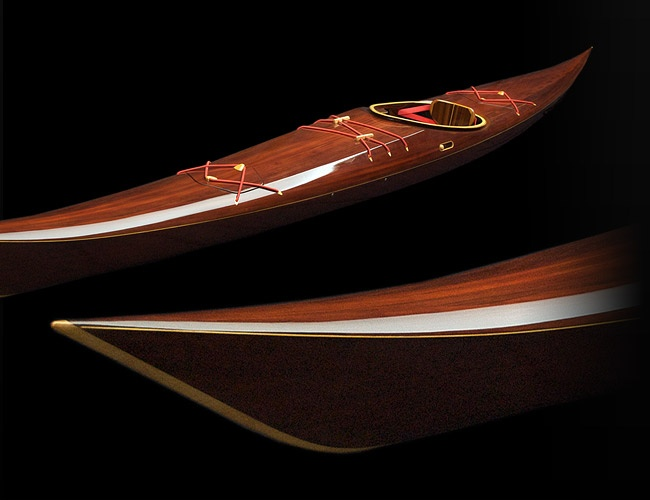 Guillemot Kayaks  by Nick Schade. Price varies = more than I'll ever afford.