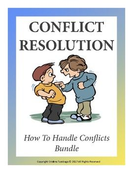This conflict resolution lesson teaches what conflict is about, the dynamics of conflict and conflict resolution strategies to help your students improve their conflict resolution skills. This lesson will also help you in managing your class better and will help promote and maintain good interpersonal relationships in class.This lesson include:Definition of ConflictConflict Styles:1.