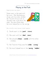 LOADS of Beginning Reading Comprehension Passages--perfect for small groups, morning work, or HOMEWORK!