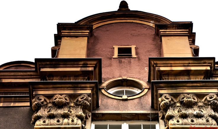 Architecture Townhouses in Gdansk by Sebastian Lacherski on 500px