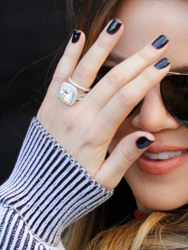 Khloe kardashian wedding ring bdee 4310 a017 for Mariah carey jewelry line claire s
