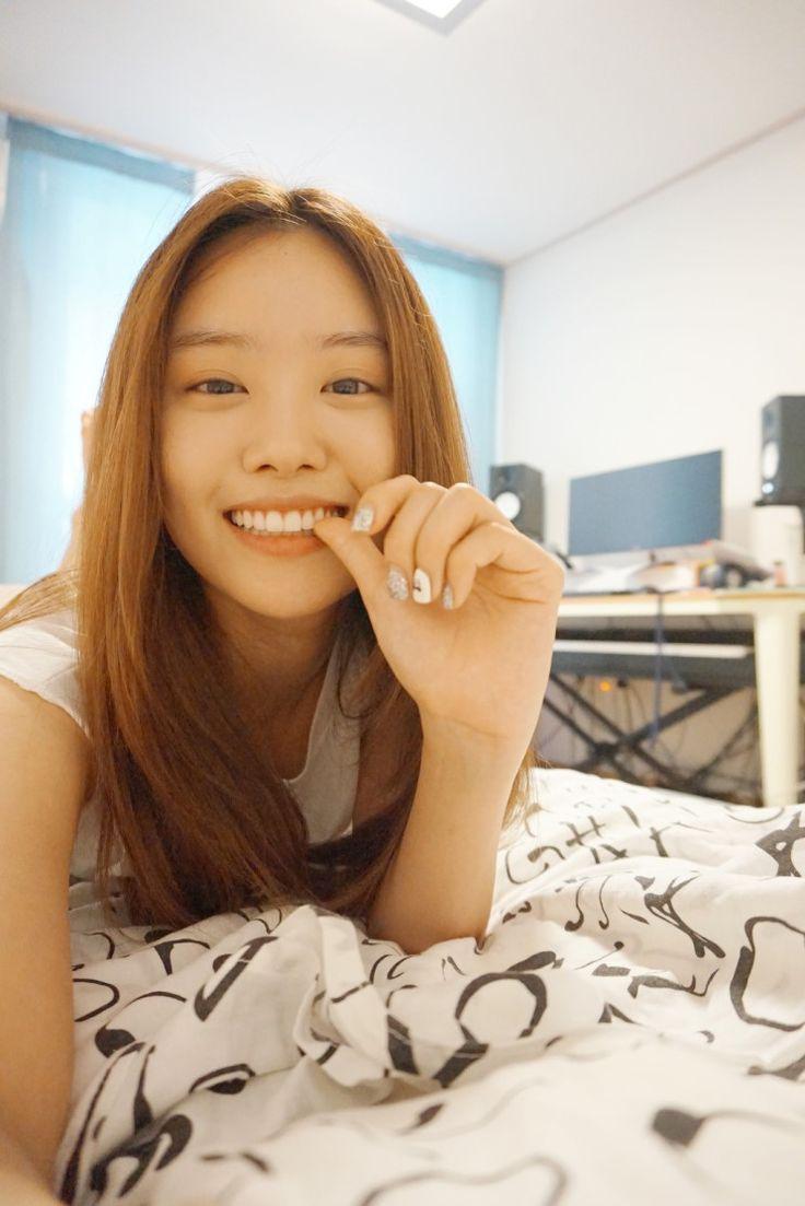 SECRET - Song JiEun 140811 : 시크릿 지은 인스타그램 : 네이버 블로그