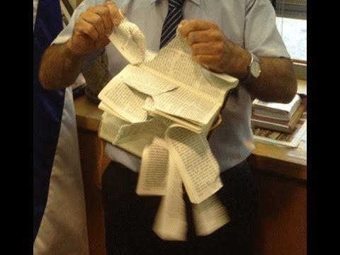 Teólogo descobre mais de 6.800 adulterações na Bíblia