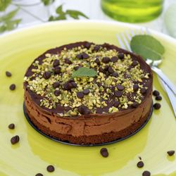 Lorraine Pascale Triple Chocolate Cheesecake Recipe