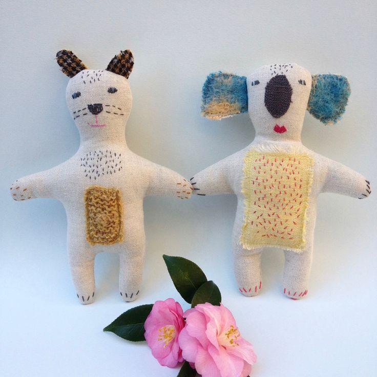 Judith Macrae - Little Koala and Little Bunny