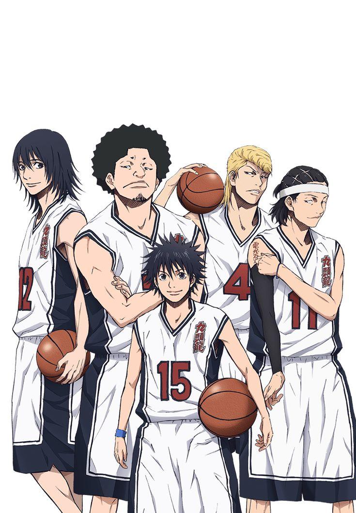 Ahiru No Sora Livechart Anime, Animes manga, Animação