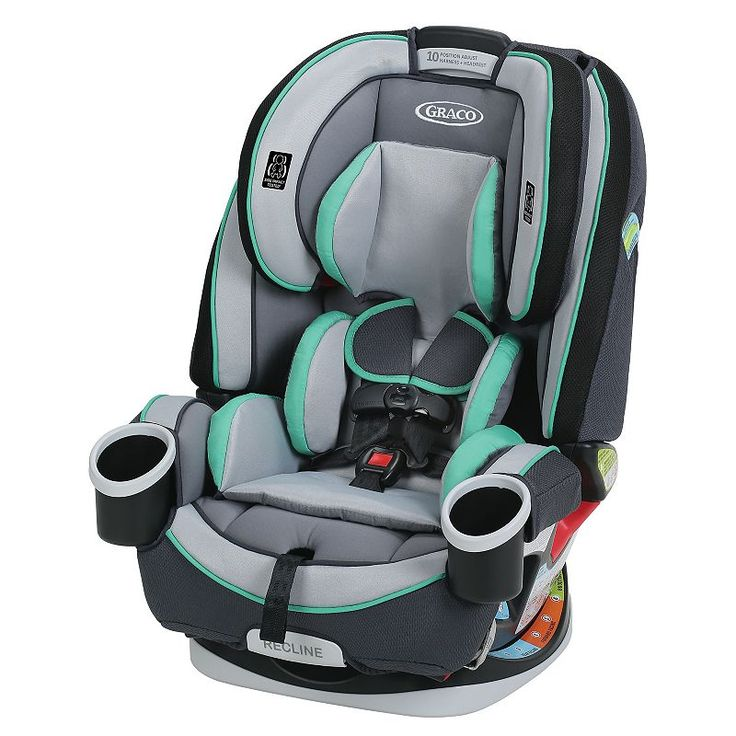 Graco 4Ever All In One Car Seat, Multicolor