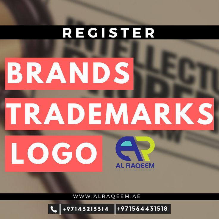 REGISTRATION of Trademarks, BRANDS, LOGO  Contact us now for free consultation! 📞📱Whatsapp/call: +971564431518 📧 email: gemyca@alraqeem.ae 🌏 www.alraqeem.ae #license #intellectualproperty #intellectual #law #brand #name #symbols #signatures #labels #owners #owner #service #setup #businessdubai #patent #brandname #logo #symbol #trademarkregistration #dubai #trademark #dubai #uae #business #lawyer #government #license #trademarkregistration #trademarksearch #trademarkattorney…