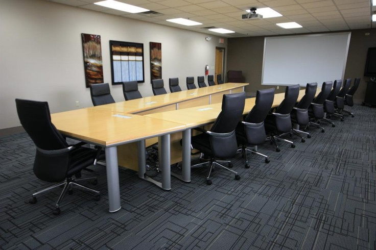 Corporate Meeting Table.