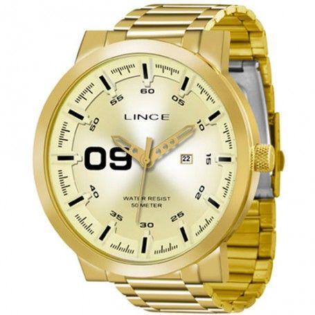 Relógio Lince Masculino MRGH017S C2KX