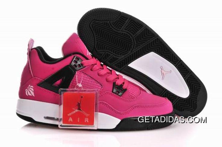 https://www.getadidas.com/women-air-jordans-4-pink-black-white-topdeals.html WOMEN AIR JORDANS 4 PINK BLACK WHITE TOPDEALS Only $78.86 , Free Shipping!