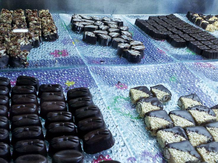 Delicious Exception Chocolate!