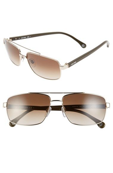 THIS ONE Jack+Spade+'Garrett'+59mm+Navigator+Sunglasses+available+at+#Nordstrom
