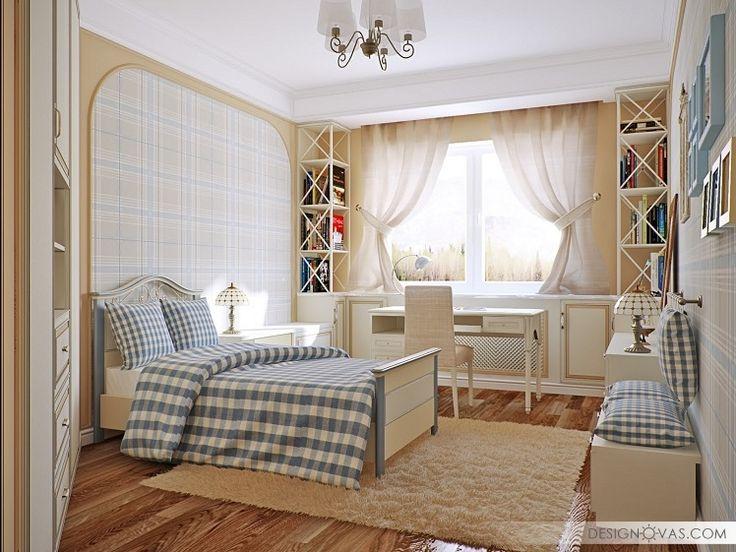 Красивые спальни в квартирах - 35 потрясающих фото |  #спальня Интересно