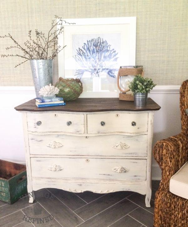 Serpentine Dresser — Vintage Refined