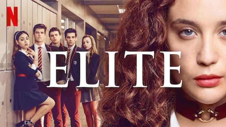 Elite Season 3 First Look Promo Promotional Photos Release