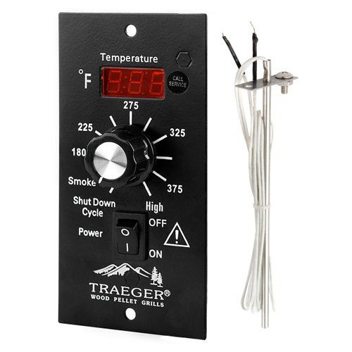 Traeger Elite Digital Grill Thermostat Kit - BAC236