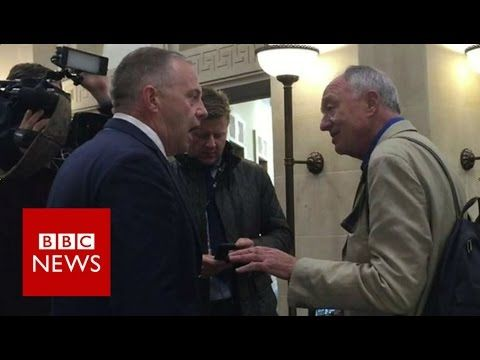 """MP John Mann clashes with Ken Livingstone - BBC News // Published on Apr 28, 2016 Labour MP John Mann has verbally attacked Ken Livingstone as tensions rise over anti-Semitic claims. The former mayor was heading for the BBC Westminster studio when he was confronted by his critic. Mr Livingstone, who faces calls for his own resignation for defending Nah Shah, said: """"He went completely over the top."""" And he told Daily Politics presenter Andrew Neil that previously Mr Mann was """"screaming I was…"""