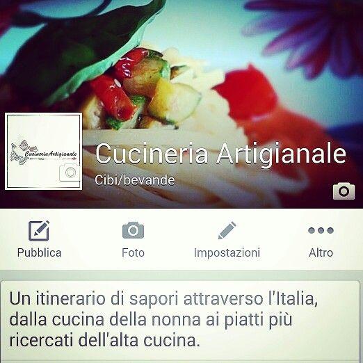 Vieni a visitare la nostra pagina fb www.facebook.com/cucineriartigianale