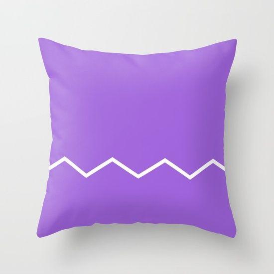 Mountains or Ocean Throw Pillow