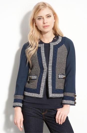 Tory Burch 'Leandra' Crop Jacket | Nordstrom - StyleSays