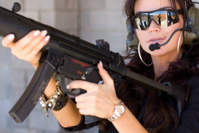2-1 Право на оружие - право на самозащиту. Доктрина крепости. Anna Knezek