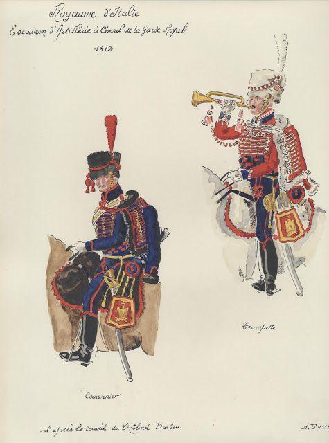Artiglieri della guardia reale del regno d'Italia