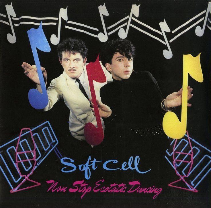 SOFT CELL - NON STOP ECOSTATIC DANCING - LP VINILE Clicca qui per acquistarlo sul nostro store http://ebay.eu/2dZHWUt