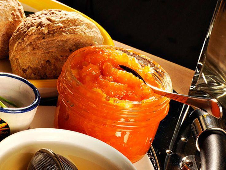 Aprikos/gulrot-syltetøy