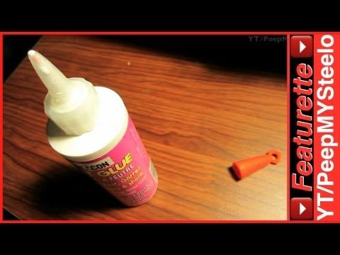 Best Fabric Glue For Felt & Clothing DIY Projects as an Washable Permanent Adhesive Attachment - YouTube