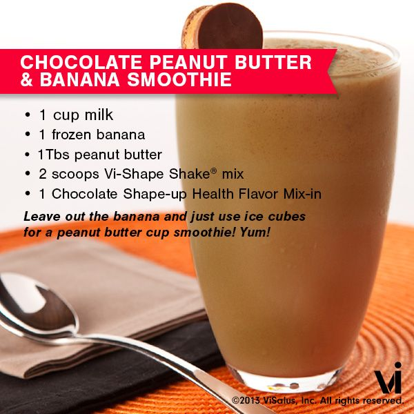 How does a Chocolate Peanut Butter & Banana Vi-Shake sound?! 'LIKE' if it sounds Delicious!     Get more Vi-Shareables at the Share Center! http://visal.us/XZITtu
