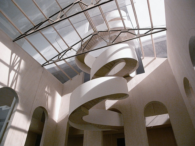 Sculptural Staircase | Staircases, Frank gehry and