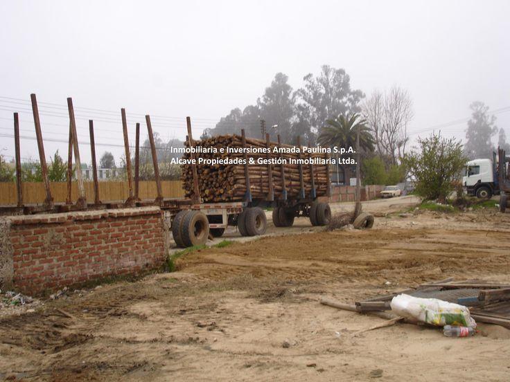 Terreno Estación de Combustibles. Alcave Propiedades & Gestión Inmobiliaria Ltda. Inmobiliaria e Inversiones Amada Paulina S.p.A.