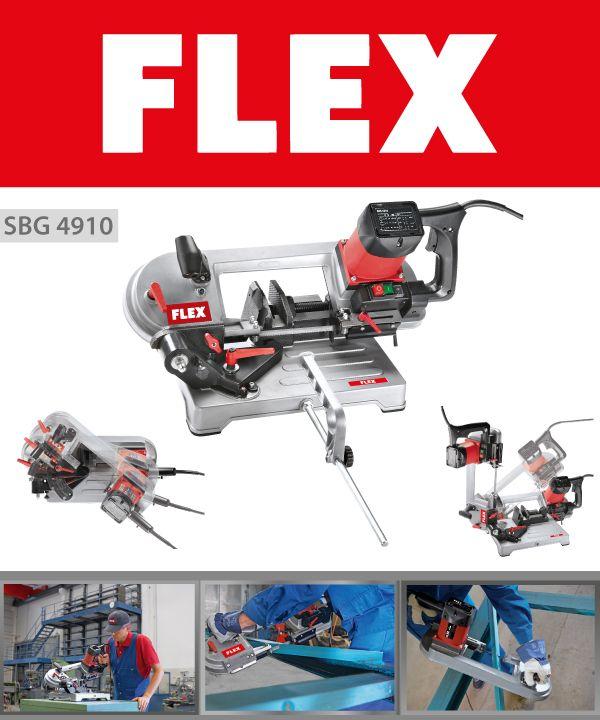 Şerit testere FLEX SBG 4910 profesyonel metal kesme testeresidir. Şerit testere elektronik özellikli performanslı testredir. http://www.ozkardeslermakina.com/urun/serit-testere-flex-sbg-4910-elektronik/ #flex #serittestere #elektronik_serit_testere #demirkesme #metal_kesme