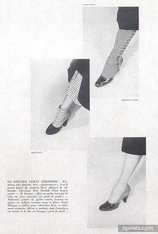 Perugia para Dior, 1948 Zapatos, los Zapatos de Patricia - El Blog de Patricia : #Shoebackthursday: Un paseo por algunos zapatos de Dior y de la historia del calzado.
