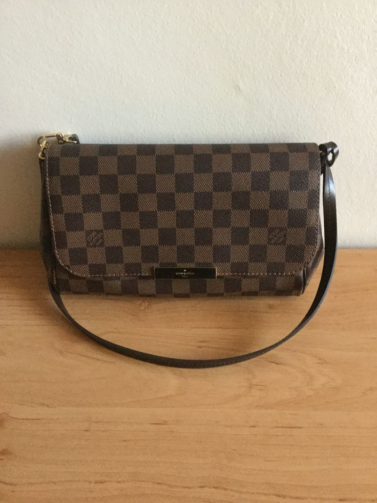 Louis Vuitton Favorite MM Damier Canvas
