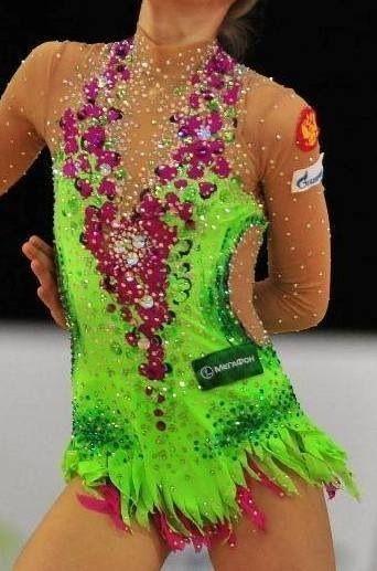 Dina Averina Body clubs 2014 <3