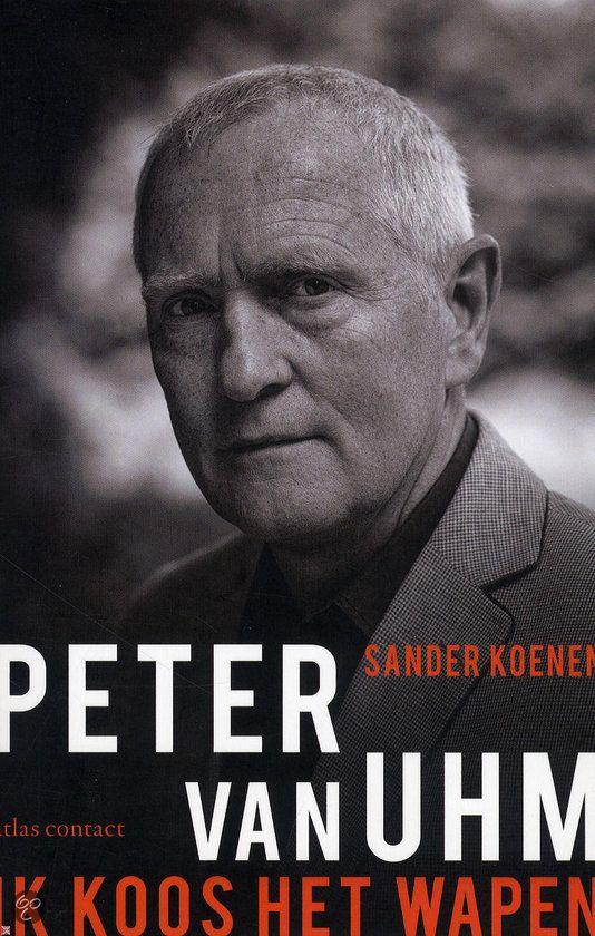 20141204 Boek over natuurlijk leiderschap - via gasten // Peter van Uhm: Ik koos het wapen