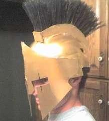 spartan helmet