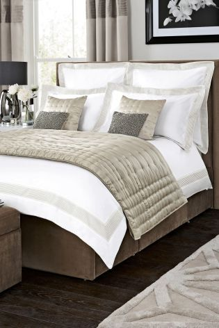 Jacquard Border Bed Set from Next
