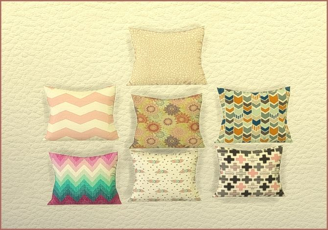 Throw Pillows Sims 4 : 120 best images about sims 4 clutter on Pinterest Big rugs, Posts and Sims 4