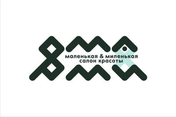 Логотип для салона красоты Ма&Ми.
