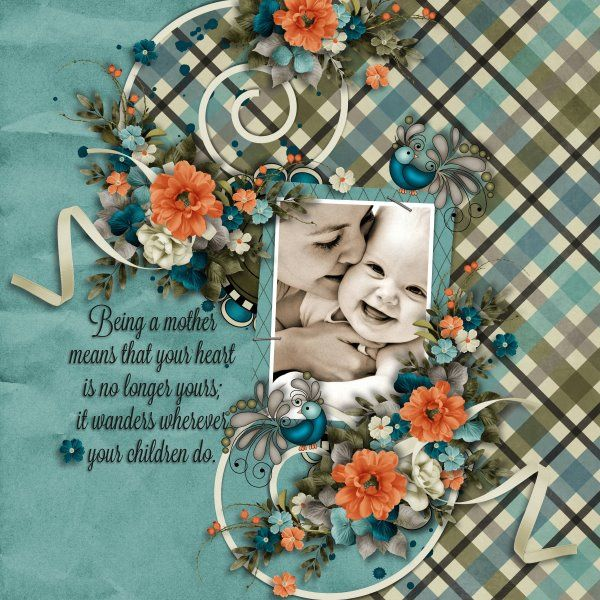 Kit Jumpstart Your November by Jumpstart Designs. Template Highlands by Heartstrings Scrap Art. Photo from Desktop Nexus.