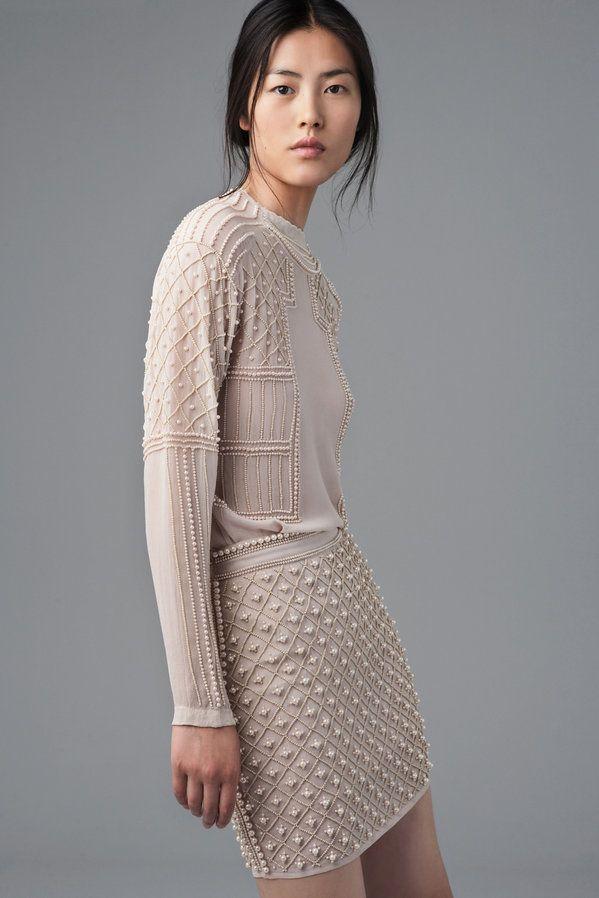 Liu Wen Plays it Cool for Zaras August 2012 Lookbook