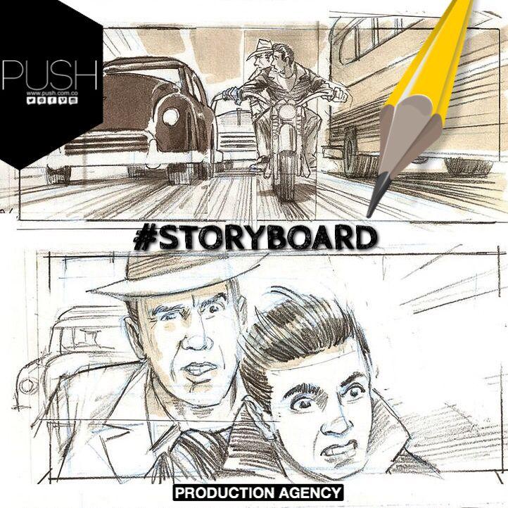 """PUSH y su Agencia de Producción, necesita un artista en ilustración para realizar un """"StoryBoard"""". Envíe su portafolio y datos a: carlosvitola@me.com o escriba al WhatsApp: +57 3014141339.  PUSH Network es Agencia de Publicidad, Agencia De Talento y Agencia de Producción. Contacto:   Móvil: 3113958447 Barranquilla, Colombia"""