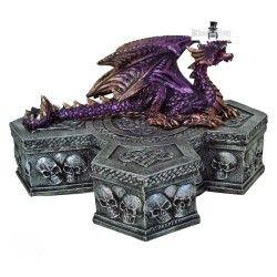 Box Purple Dragon