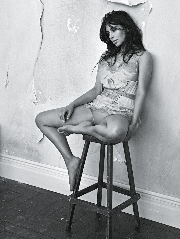 ☆ Kim Kardashian | Photography by Lachlan Bailey | For Vogue Magazine Australia…