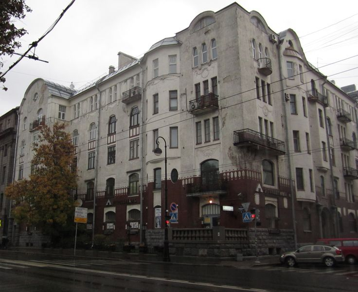 House of Engineer Zimmerman St. Petersburg RU [1024x768] - see http://www.classybro.com/ for more!