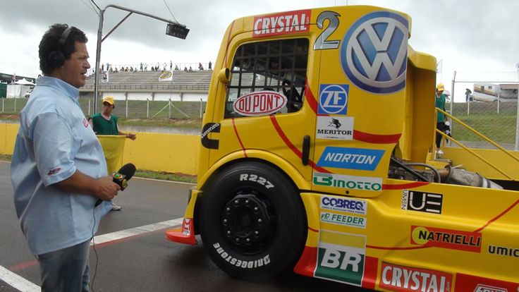 Formula Truck racing Brazil
